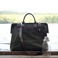 Great bag! The W&P Cocktail Kit, $279