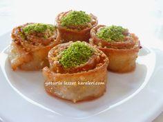yetur'la lezzet kareleri: baklava lezzetinde kolay tatlı -paşa lokması