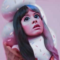 Melanie Martinez Pictures, Crybaby Melanie Martinez, Baby Icon, Queen, Cry Baby, Crying, Singer, Celebs, Celebrities
