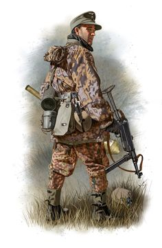 """Gebirgsjäger are the light infantry part of the alpine or mountain troops (Gebirgstruppe) of Germany and Austria. The word Jäger (meaning """"hunter"""" or """"huntsman"""") is a characteristic term used for light-infantry or light-infantryman in German-speaking military context."""