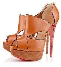 CHRISTIAN  LOUBOUTIN...I think i'll deserve these once my feet go back to normal size post pregnancy!