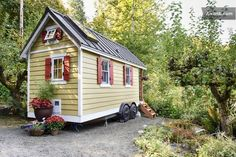 Cozy Tiny House on Puget Sound in Olympia