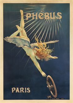phebus, paris by h gray, circa 1900 (www.postersplease.com)