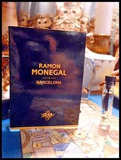 Ramon Monegal Entre Naranjos 1,5mL sample Fresh Orange Flower Sweet Tart Complex #RamonMonegale