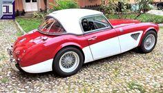1960 Austin-Healey 3000 Mk I