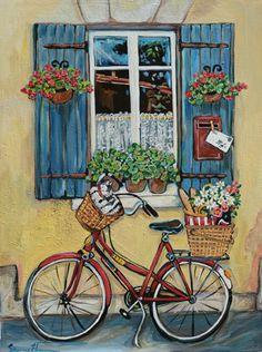 Home Decor Chaise Longue Or Deck Chair On Seaside Beach Giclee Printed Canvas Art Painting/ Seaside House Wall Art/nusery Auhorized Art