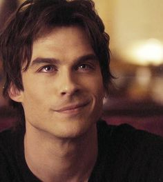 Damon Salvatore, also a good match for Christian Grey. Description from pinterest.com. I searched for this on bing.com/images