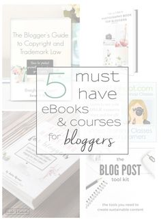 Every blogger should