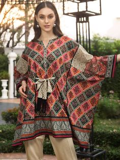 Top outstanding Jhabla styles Kurti and stylish Short frocks designs Latest Pakistani Dresses, Pakistani Fashion Casual, Pakistani Dress Design, Pakistani Outfits, Girls Dresses Sewing, Stylish Dresses For Girls, Unique Dresses, Simple Dresses, Casual Dresses