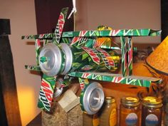 Soda Can Airplanes