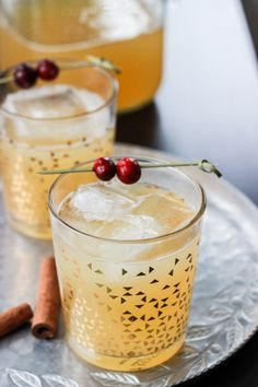 "Milk Punch  --   ""Essentially you flavor alcohol, then add citrus and simple syrup, and then add milk that you've heated up.""  