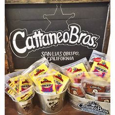 Cattaneo products come in a variety of gift packs perfect for any friend or upcoming party