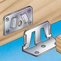 "Center Bed Rail Fasteners- I think they really mean ""center slat"". It locks the slat to the side bed rails for no sagging--- pinned to remember"
