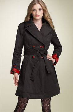 Trench coat - #lookbuttertoffees