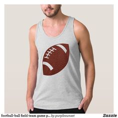 football-ball field team game play player sports T-Shirt