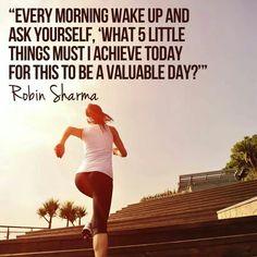 Every Morning - Robin Sharma