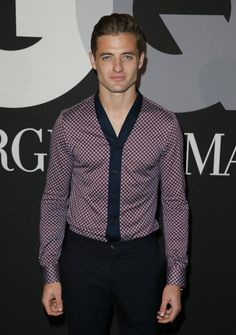 Soccer player Robbie Rogers attends GQ And Giorgio Armani Grammys After Party at Hollywood Athletic Club on February 8, 2015 in Hollywood, California.