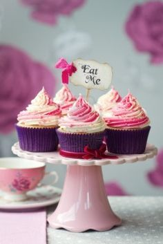 tea cup cakes - Google Search