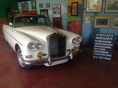 1965 Rolls-Royce SILVER CLOUD III H.J.MULLINER, PARK WARD DROPHEAD COUPE