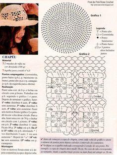 Chapeu+de+Croche+Crochet+Hat+Graf.jpg 1.214×1.600 pixels