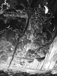 The War of the Worlds by Nico Delort