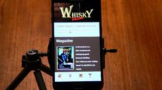 Exploring the Whisky Passion app for android and ios