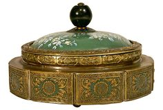 Chinese Enamel Box on OneKingsLane.com