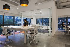 Offices Interior Commercial Samsung Office By Innocad Architecture