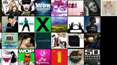 My music albums