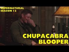 """Hunting With Your Mother """"Chupacabra"""" BLOOPER (Supernatural) - YouTube"""