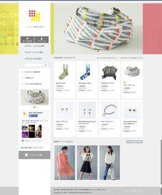 . AND READYのWEBデザイン | WEBデザインギャラリー