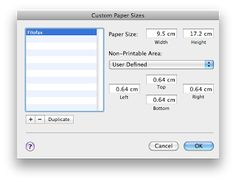 hop skip jump.: How to print on personal size Filofax/organiser paper