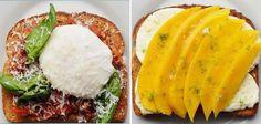 16 Sanduíches deliciosos e criativos para inovar no café da manhã