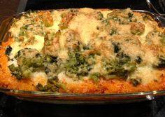 Rakott brokkoli Vegetable Casserole, Quiche, Vegetables, Breakfast, Recipes, Food, Casseroles, Funny, Apartment Master Bedroom