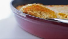 Awendaw Spoonbread - Corn Recipes | Anson Mills - Artisan Mill Goods Corn Recipes, Cereal Recipes, Milk Recipes, Beef Recipes, Dessert Recipes, Iron Skillet Recipes, Soup And Salad, Macaroni And Cheese, Thanksgiving 2016