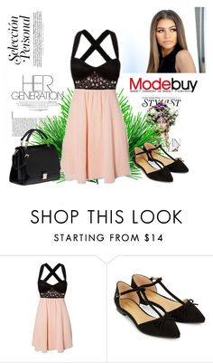 """""""Spring"""" by fashion-addict35 ❤ liked on Polyvore featuring KAROLINA, Accessorize and Miu Miu"""