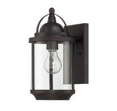Drayton 1 Light Wall Lantern