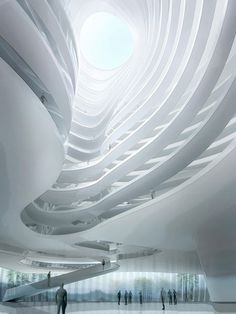 Taichung Convention Center by MAD