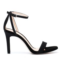UNISA WAX_EV - Elegant sandals with embossed leather   Wax Unisa