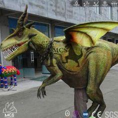 Adult Green Dragon Suit For Sale-DCDR003 – Mcsdinosaur