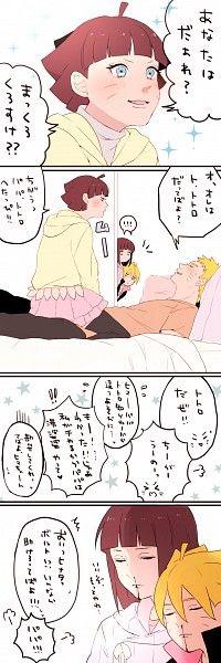 Family wtf why do Hina and Boru have a nosebleed? Sasunaru, Sarada E Boruto, Naruto Y Hinata, Naruto Cute, Naruto Funny, Naruto Shippuden Anime, Anime Naruto, Naruhina, Narusasu