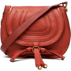 CHLOE SHOULDER BAG // the lines create rhythm