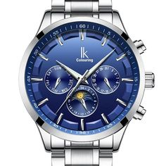 Want' to like a product without buying it, check this one out Popular Color Sky... only available on Costbuys http://www.costbuys.com/products/popular-color-sky-blue-automatic-mechanical-men-watch-multi-function-full-steel-fashion-top-brand-watch-men?utm_campaign=social_autopilot&utm_source=pin&utm_medium=pin