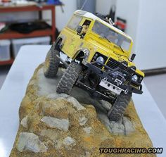 Scale Truck & Crawler Diorama Display Base - $199.00 : Tough Racing ::, to bring you the BEST!!!