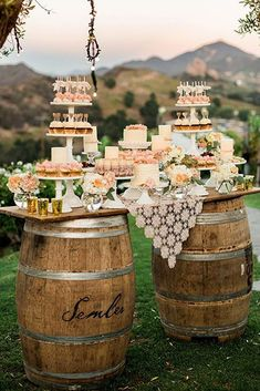 Rustic Wedding Decor Photos For Gorgeous Ceremony ❤️ See more: http://www.weddingforward.com/rustic-wedding-decor/ #weddings #weddingdecoration