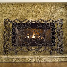 45 Best Fireplace Screens Images Fireplace Accessories Fireplace