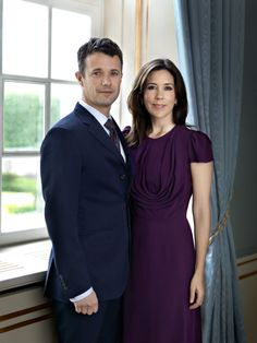Crown Prince Frederik & Crown Princess Mary of Denmark