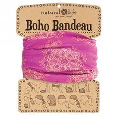 Hair Accessories: Boho Bandeaus | Natural Life