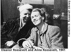 [picture: Eleanor Roosevelt and Anna Roosevelt, 1941]