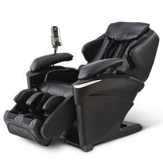 The Heated Full Body Massage Chair - Hammacher Schlemmer #HammacherHolidays